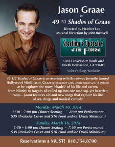 49 1/2 Shades of Graae